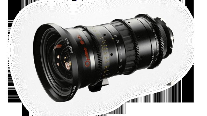 Angenieux Optimo 15-40mm short zoom lens T2.6