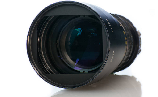 Angenieux HR 25-250mm zoom lens T3.5