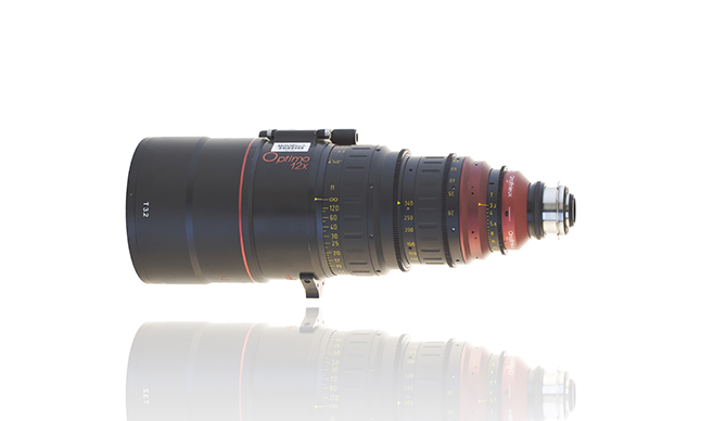 Angenieux Optimo 28-340mm zoom lens T3.5