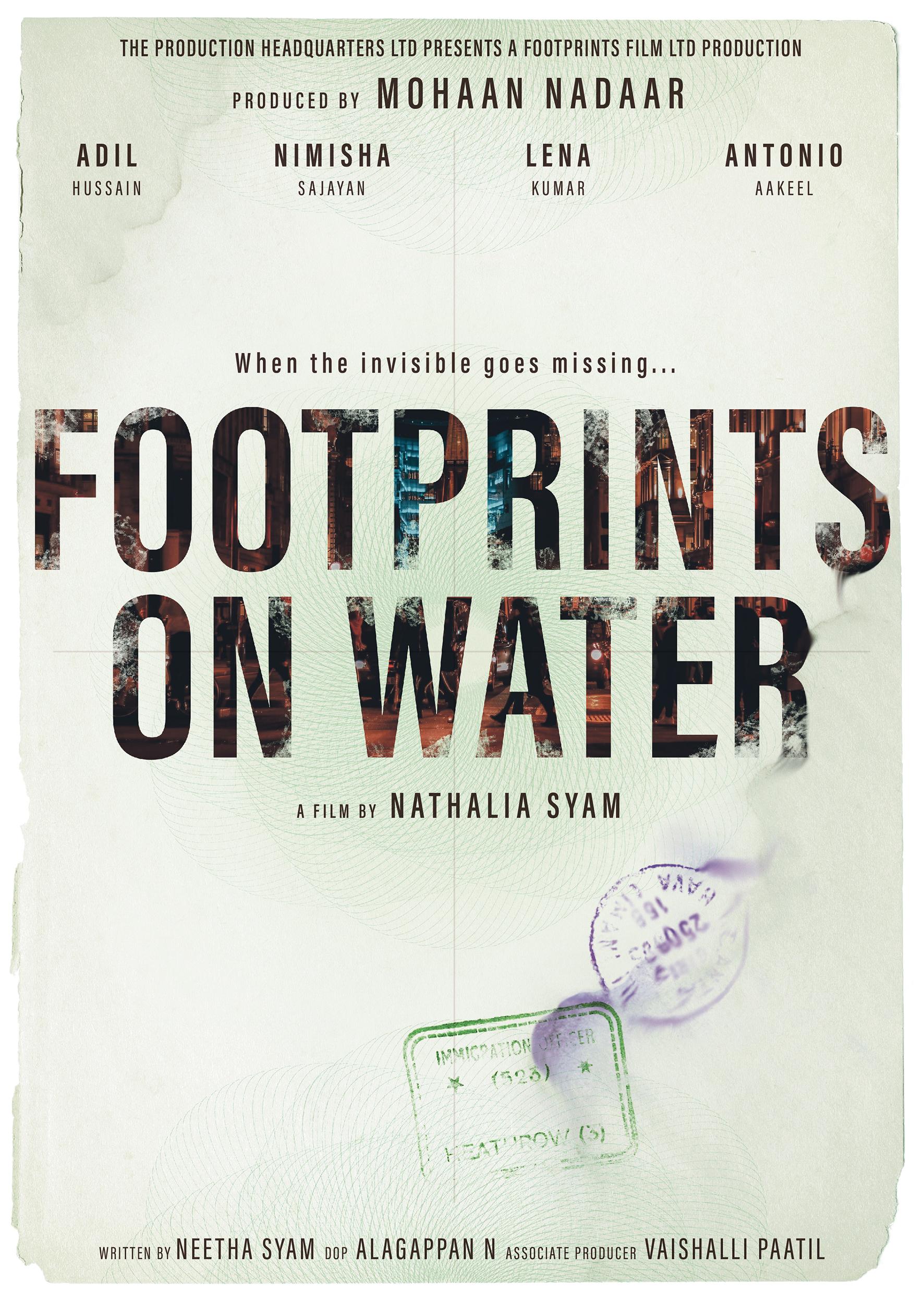 Footprints On Water